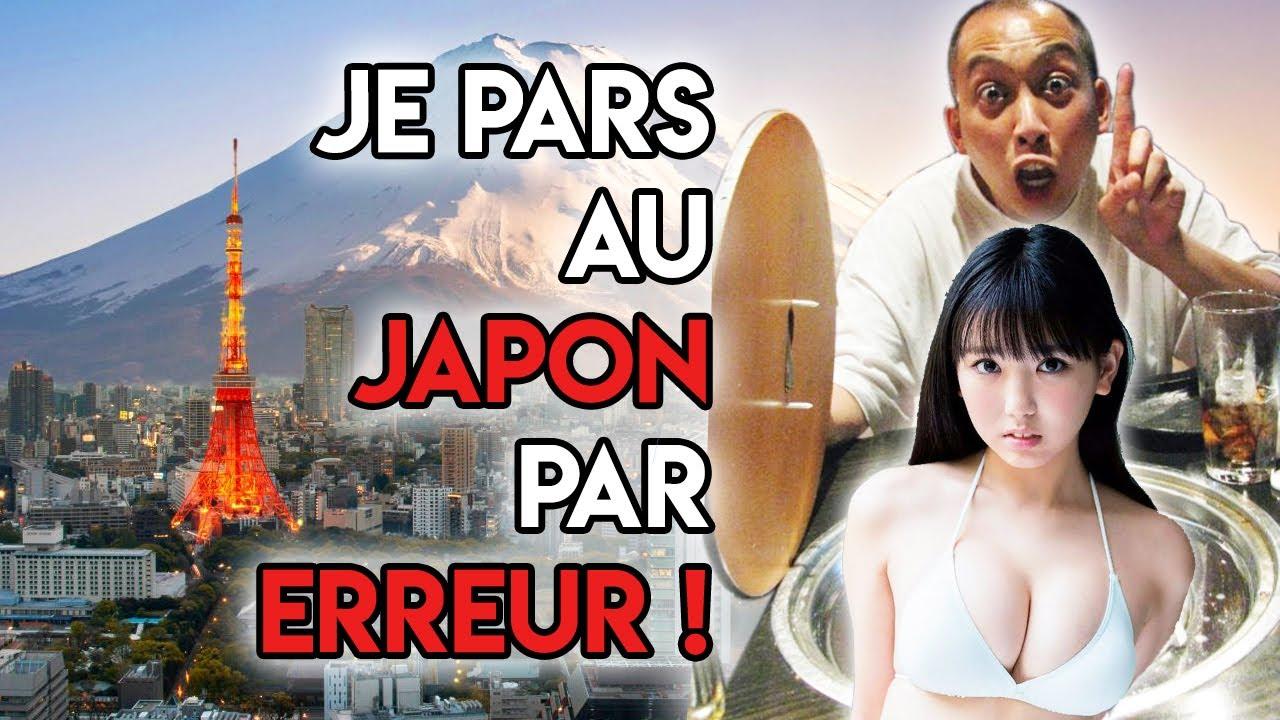 [Vlog] Je pars au Japon par erreur !