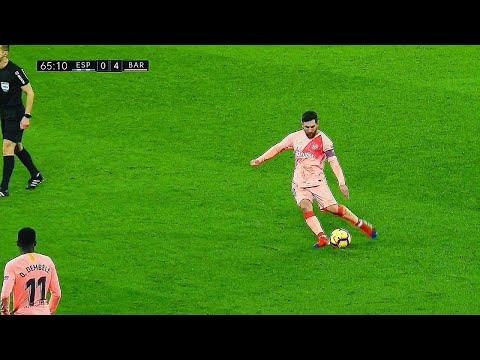 28 Coups Francs SUBLIMES De Messi !
