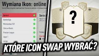 Które ICON SWAP opłaca się wybrać? FIFA 20