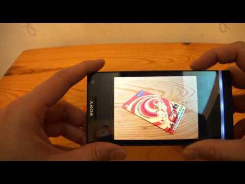 Sony Xperia S LT26i test 3