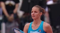 Tennis / WTA: Fehlentscheidung sorgt für Ausraster von Karolina Pliskova | DAZN - Multisport
