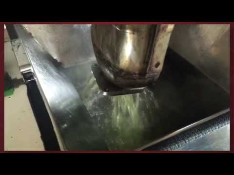 Dpf Regeneration diesel particulate filter cleaner machine