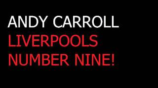 NEW!!! Andy Carroll Song. --- NEWW!! 2012