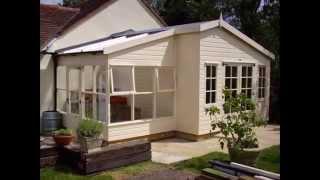 Garden Sheds Timber Garden Buildings In Sussex