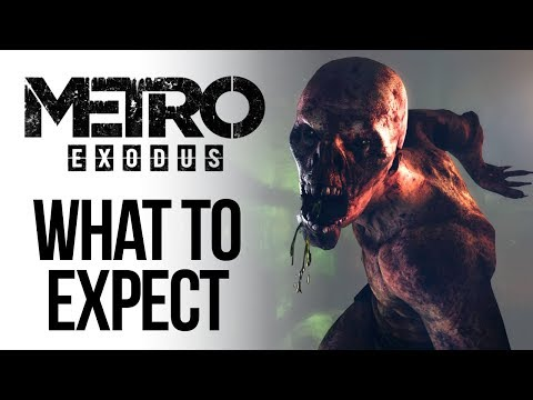 Will Metro: Exodus Give Us Our Fallout Fix? thumbnail