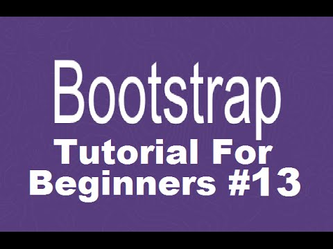 Bootstrap Tutorial For Beginners 13 Google Web Fonts