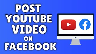How To Post A YouTube Video On Facebook | 2015 | How To Share YouTube Videos On Facebook