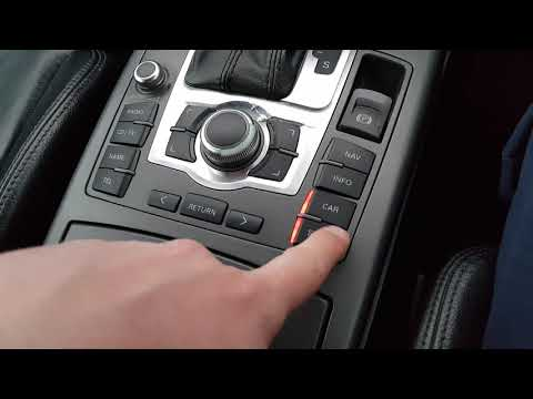 How To Reset Or Turn Off Speed Warning 2 On Audi A6 C6 MMI 2g High
