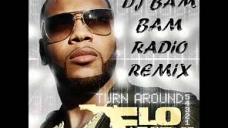 Download Flo Rida - Turn Around (5,4,3,2,1) (DJ Bam Bam Radio Remix) [+ Download] MP3 song and Music Video
