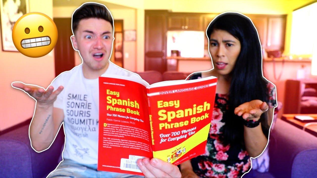 15 Struggles Of Learning SPANISH | Smile Squad