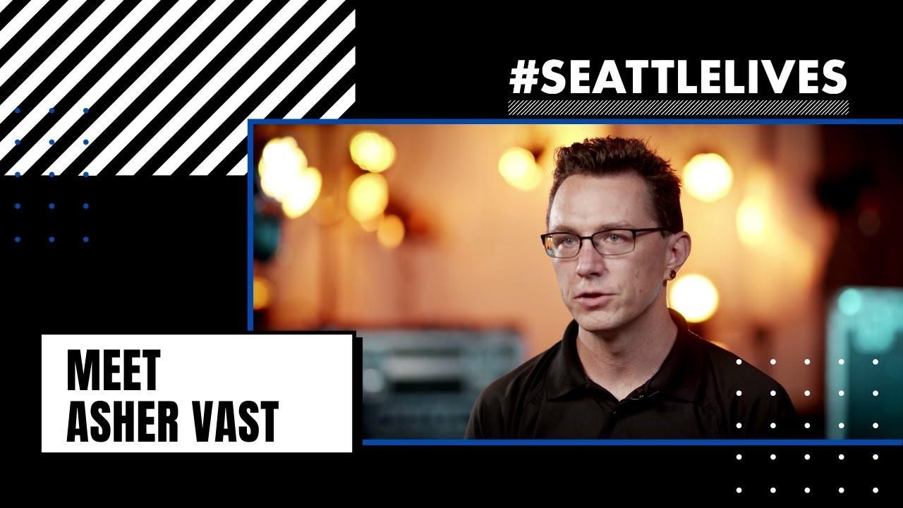 Meet Asher Vast, Senior Content Specialist at PNTA #SeattleLives.
