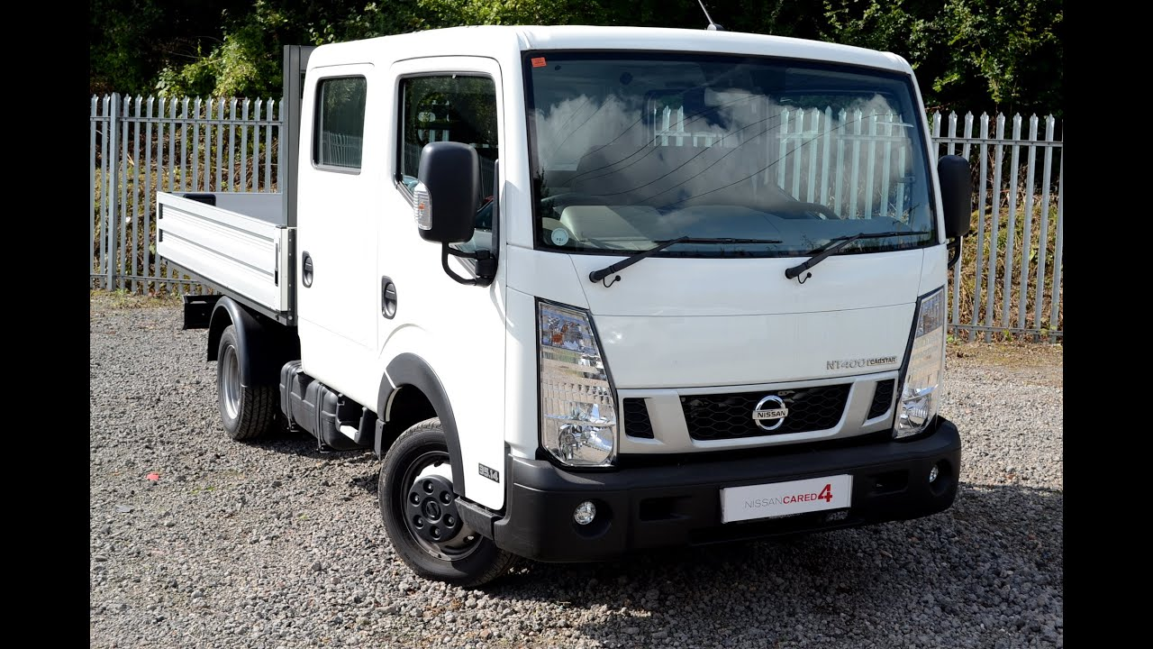 hight resolution of wessex garages demo nissan nt400 cabstar dual cab at hadfield road cardiff ck16ehz