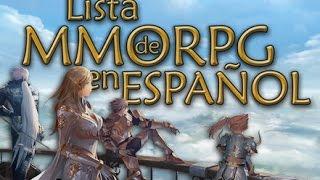 Lista de MMORPG en Español 2015/2016