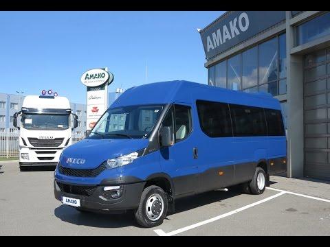 Доступный автобус IVECO: сделано в Украине