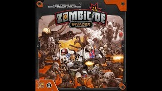 Rob Paints Zombicide Invader With Contrast Paints