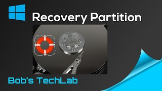 Create a Windows Bootable Recovery Partition - Free