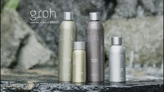 GROH hair regrowth infomercial