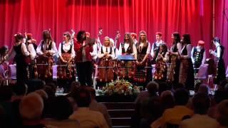 38. Međunarodni festival hrvatske tamburaške glazbe - 1. Večer (Osijek 2015)