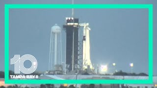 LIVE: Falcon 9 rocket, Crew Dragon capsule at Kennedy Space Center one day before historic launch