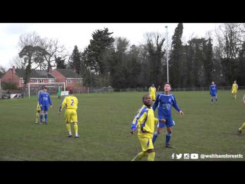 Stansted 4-2 Waltham Forest (Full match)