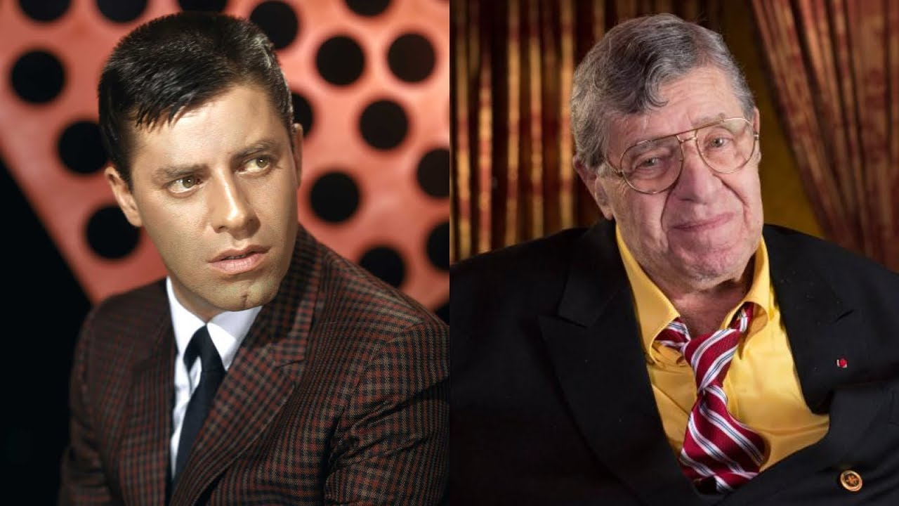 Jerry Lewis Over The Years - From Baby To 91 Years Old