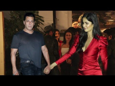 Salman Khan and Katrina Kaif Attend Ali Abbas Zafar Birthday Party | Many Celebs Celebrate