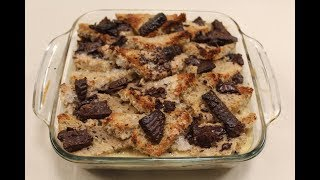 Banana Bread Pudding  Desert Recipes  Sanjeev Kapoor Khazana