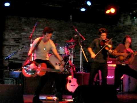Sons of Sylvia Bluegrass (Des Moines, IA)
