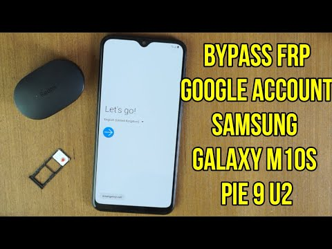Samsung galaxy M10s Pie 9 Frp Binary U2