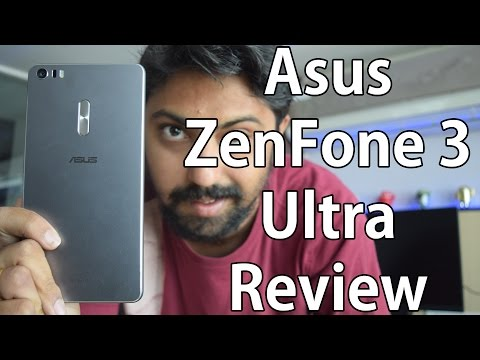 Asus ZenFone 3 Ultra Review: Phone, tablet or phablet?