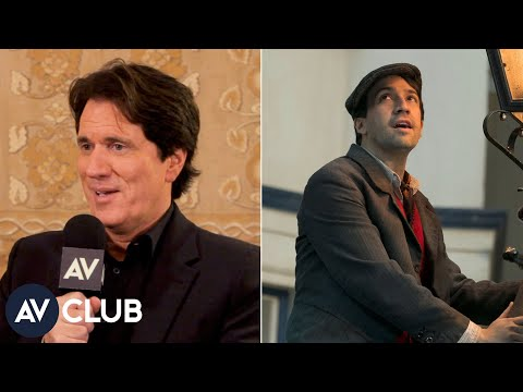 Director Rob Marshall picks his 5 favorite on-screen musical numbers
