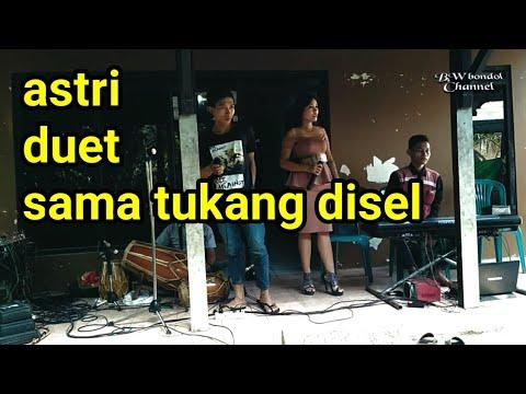DANGDUT ELECTONE (versi emperan) astri agustin feat mang edy cover gita cinta bareng erlita music