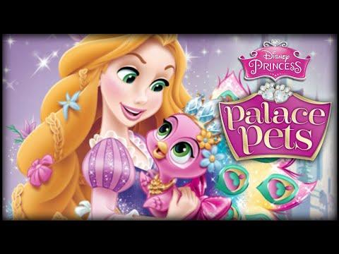 Disney Princess Palace Pets - Rapunzel & Sundrop (Super Cute Game For Children)