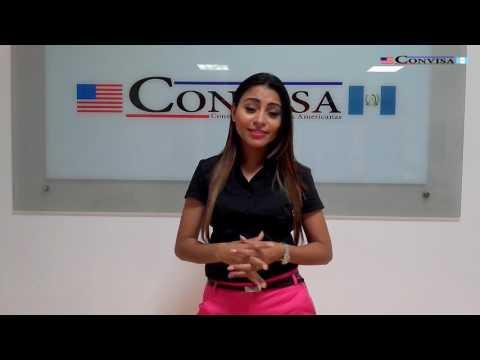 REQUISITOS VISA AMERICANA CONVISA
