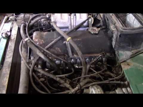 Lada Niva TAIGA 1,7i 4x4 Диагностика и ремонт ВАЗ 21213 Нива на  газе инжектор гидрокомпенсаторы