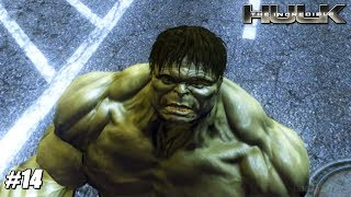 The Incredible Hulk - Wii Playthrough Gameplay 1080p (DOLPHIN) PART 14
