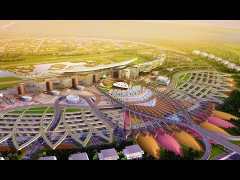 DUBAI LUXURY RACECOURSE 'MEYDAN'