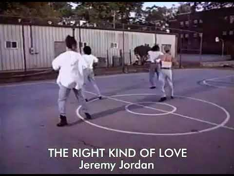 Jeremy Jordan : The Right Kind Of Love (Beverly Hills 90210 OST)