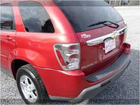 2006 Chevrolet Equinox Used Cars Decatur AL