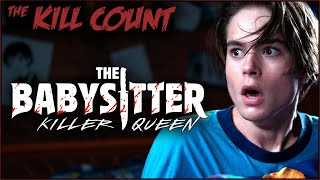 The Babysitter: Killer Queen (2020) KILL COUNT
