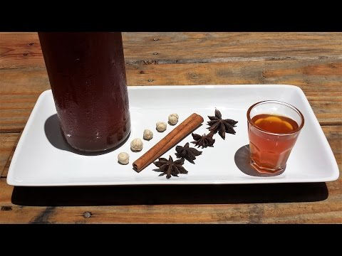 Liquore all'Anice fatto in casa