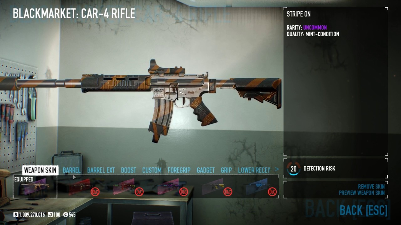 payday 2 best assault rifle 2018