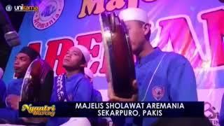 Lagu arema bersholawat Mp3