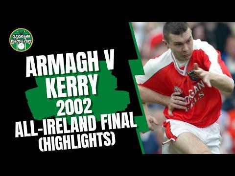 Armagh v Kerry 2002 All-Ireland SFC Final