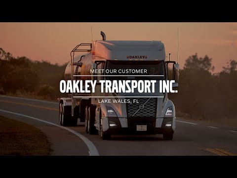 Volvo Trucks — How Connectivity Results in Uptime – Meet Our Customer: Oakley Transport