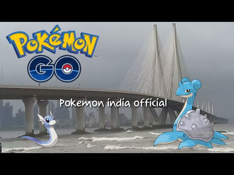 Pokemon Go india(Bandra fort:Bandstand)