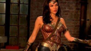 Чудо-женщина - Русский Трейлер 3 (2017) / Wonder Woman