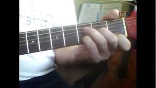 Романс Очарована  Аккорды на гитаре