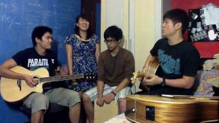 Playing -God - Paramore (Alan's Journey Acoustic Cover)