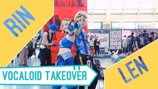 【Kagamine Rin & Len】Bring It On【Anime Expo】【Cosplay Dance Cover】 thumbnail